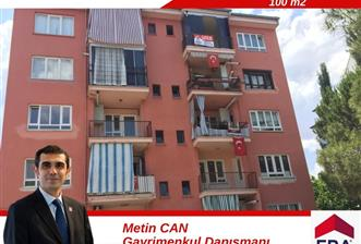 Mehmet Akif Ersoy Mahallesi'nde Ferah 2+1 Satılık Daire