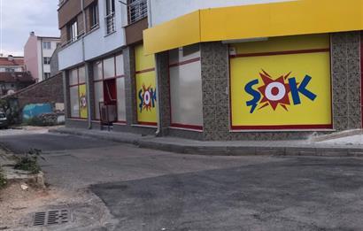 Eskişehir Şirintepe Mahallesi Satılık 800 m2 Dükkan Kiracılı
