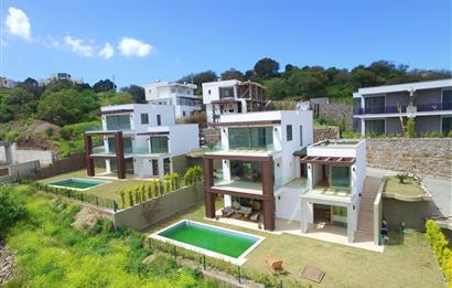 Bodrum Yalıkavak 'ta Satılık Havuzlu Müstakil Villa