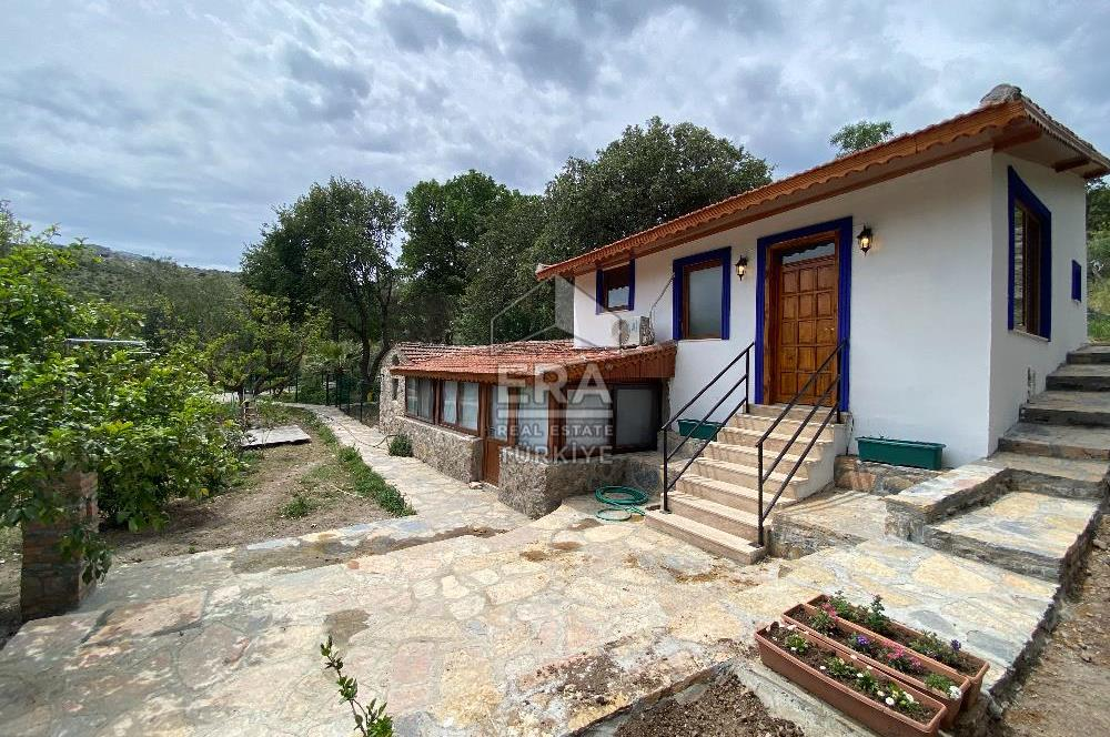 Bitez 'de 5 Dönüm İçerisinde Sezonluk Kiralık Müstakil Ev
