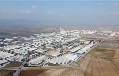 Eskişehir Osb de Satılık Fabrika
