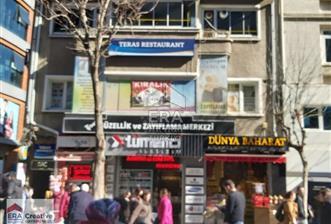 Eskişehir İki Eylül Caddesi Üzerinde Kiralık 2+1 Ofis