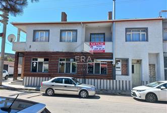 Eskişehir Sazova'da Satılık 2 Katlı Dükkan ve  Bina