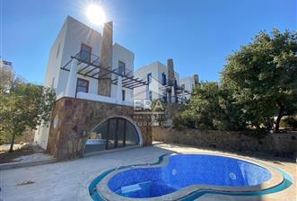 Bodrum Ortakent Yakaköy 'de Kiralık Müstakil Havuzlu Villa