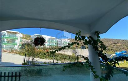 Milas Boğaziçi 'nde Satılık Bahçe Katı Daire